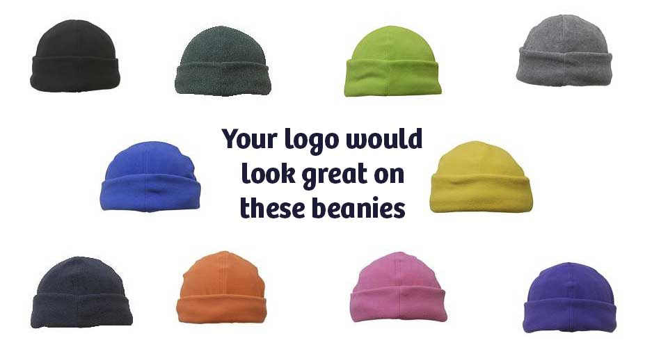 Polar Fleece Beanies copy